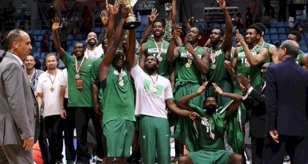 Nigeria won its first ever African basketball title also qualifies for Olympics