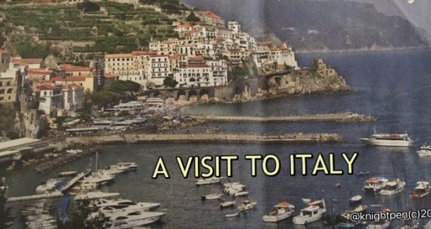A VISIT TO ITALY