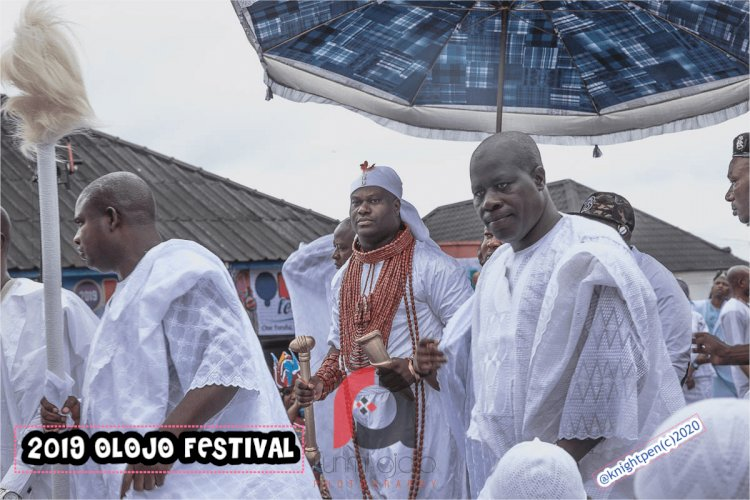 OLOJO FESTIVAL IN  FULL THROTTLE AS OONI HITS THIRD DAY IN SECLUSION