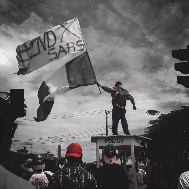 GOVERNMENT IMPUNITY CONTINUED ON #ENDSARS PROTESTERS