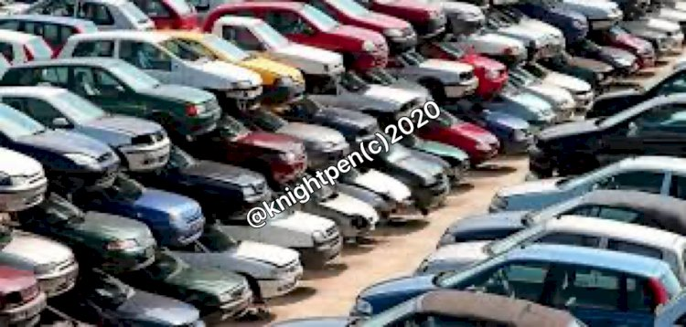 THE EFFECTS OF SECOND HAND CARS ON THE AFRICAN ECONOMY