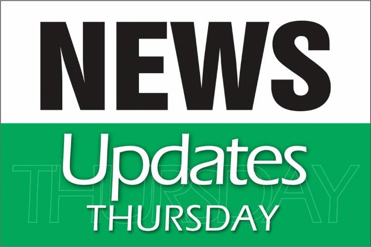 MEWS UPDATES THURSDAY 24TH DECEMBER 2020
