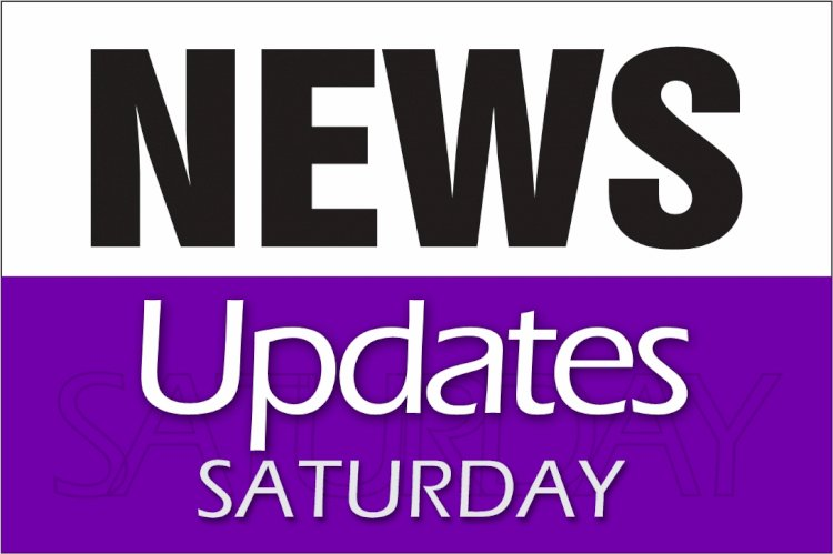 NEWS UPDATES SATURDAY 26TH DECEMBER 2020
