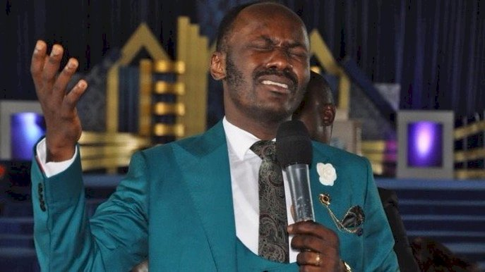 REACTIONS ON APOSTLE SULEMAN'S  PRIVATE JET CLAIM DURING COVID-19