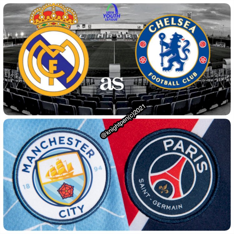 A LOOK INTO THE CHAMPIONS LEAGUE SEMI FINAL CLASHES