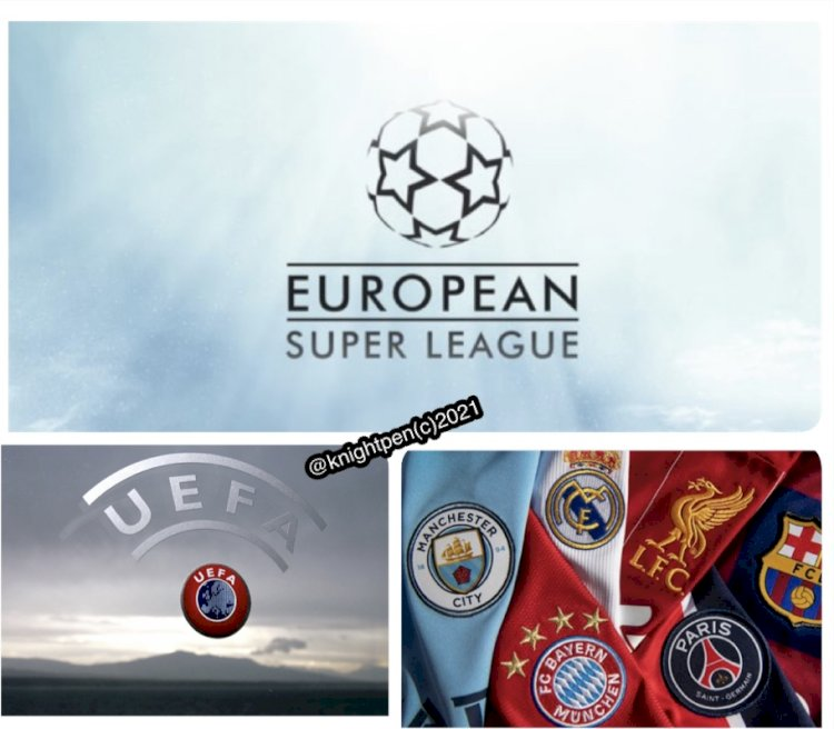 PROPOSED EUROPEAN SUPER LEAGUE FACES STIFF RESISTANCE