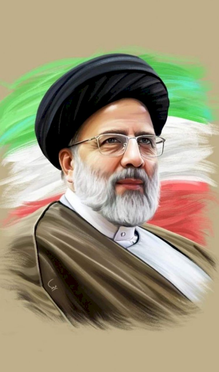 IRANIAN MADE A PRESIDENTIAL CHOICE IN A HARDLINE CLERIC IN EBRAHIM RAISI